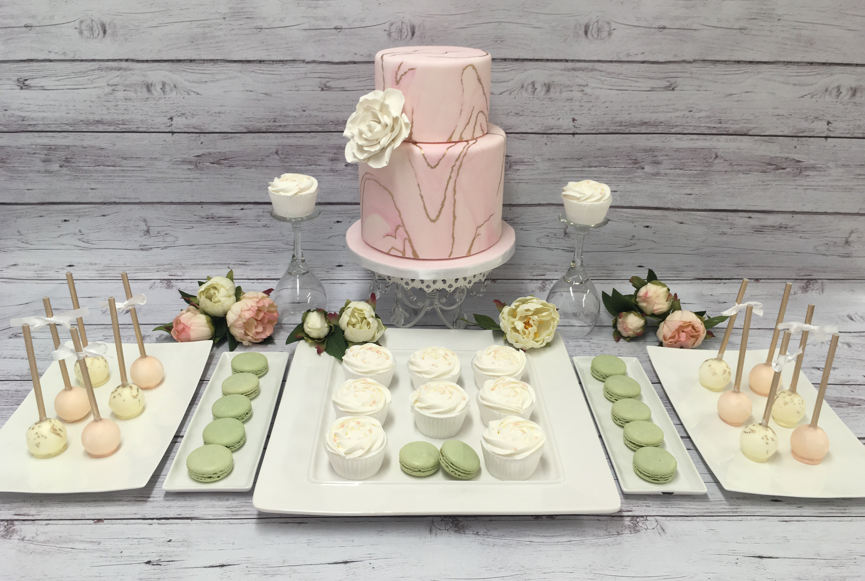 Handcrafted Cakes & Sweets For All Occasions!